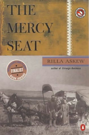 book cover of The Mercy Seat