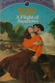 book cover of A Flight of Swallows