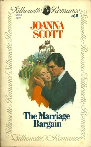 book cover of Marriage Bargain