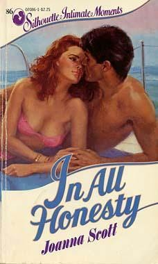 book cover of In All Honesty
