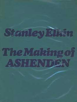 book cover of The Making of Ashenden