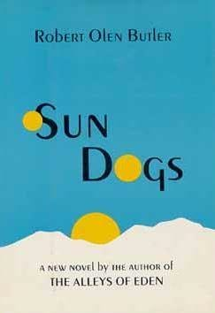 book cover of Sun Dogs