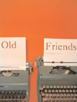 book cover of Old Friends