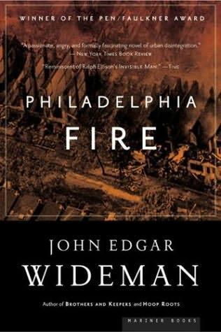 book cover of Philadelphia Fire