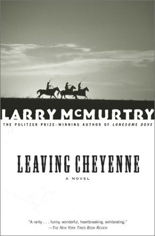 book cover of Leaving Cheyenne