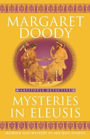 book cover of Mysteries in Eleusis