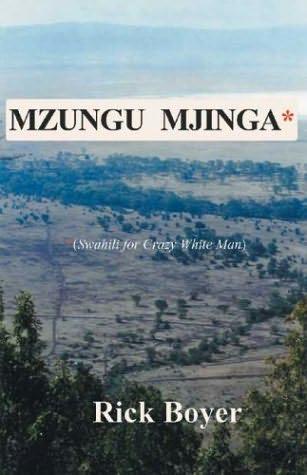 book cover of Mzungu Mjinga