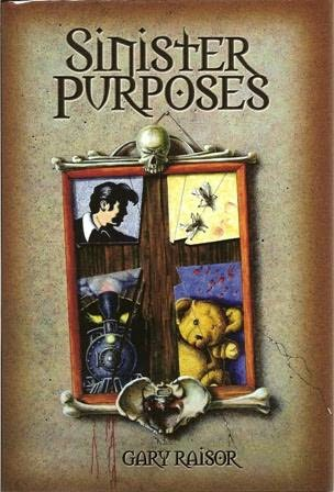 book cover of Sinister Purposes