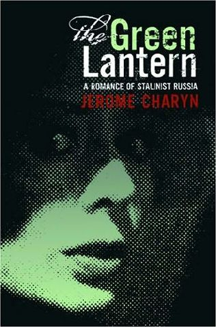 book cover of The Green Lantern