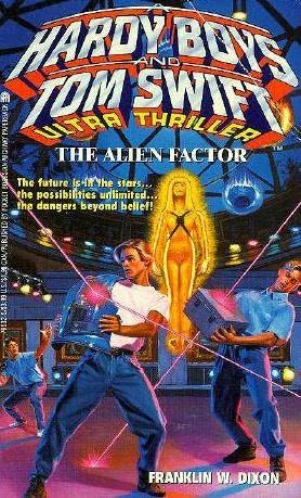 book cover of The Alien Factor