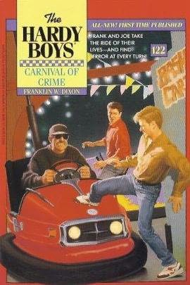 book cover of Carnival of Crime