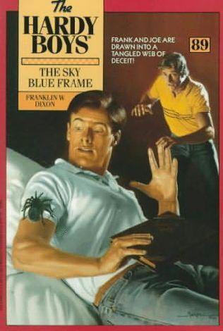 book cover of Sky Blue Frame