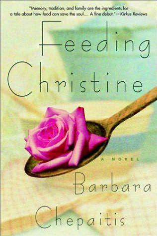 book cover of Feeding Christine