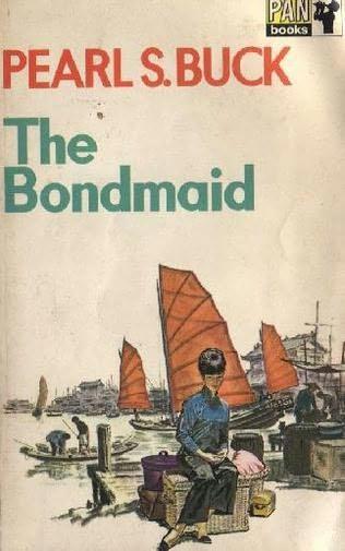 book cover of The Bondmaid