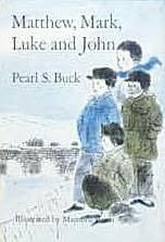 book cover of Matthew, Mark, Luke and John