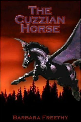 book cover of The Cuzzian Horse