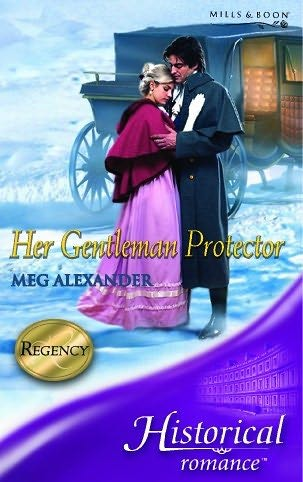 book cover of Her Gentleman Protector