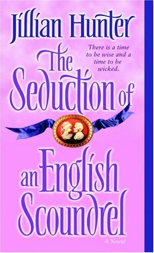 book cover of The Seduction of an English Scoundrel