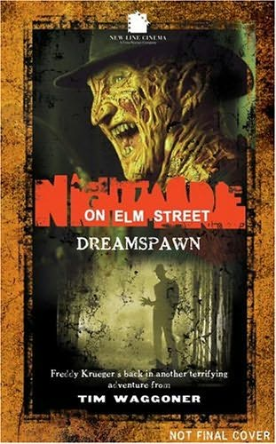 Dreamspawn nightmare on elm street book 2 by christa faust