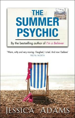 book cover of The Summer Psychic