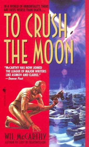 book cover of To Crush the Moon