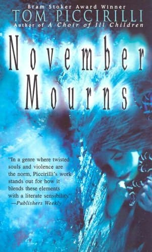 book cover of November Mourns