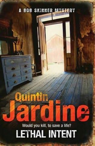LETHAL  INTENT - RE-POST (REQ) - QUINTIN  JARDINE