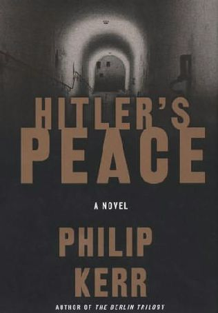 book cover of Hitler\'s Peace
