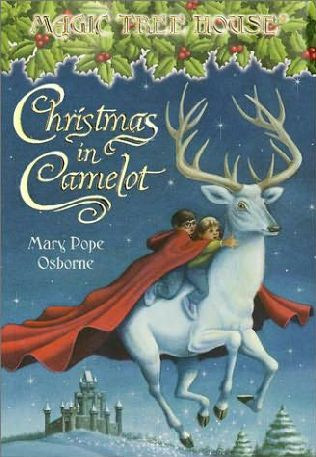 book cover of Christmas in Camelot