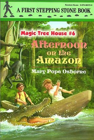magic tree house afternoon on the amazon pdf