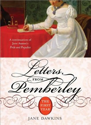 book cover of Letters from Pemberley