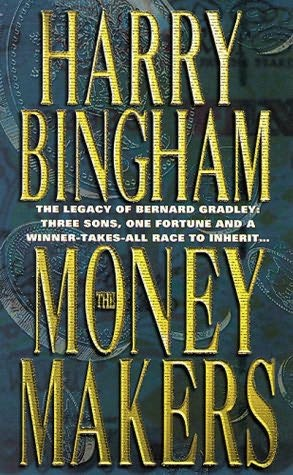 book cover of The Money Makers