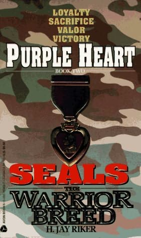 Seals-The Warrior Breed by H. Jay Riker (Duty's Call #8) (2000 Paperback) FF1360