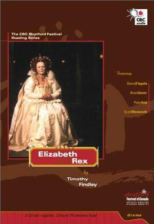 book cover of Elizabeth Rex