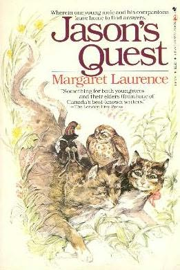 book cover of Jason\'s Quest