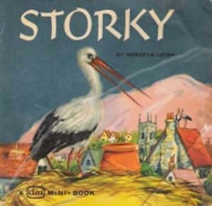 book cover of Storky