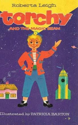 book cover of Torchy and the Magic Beam