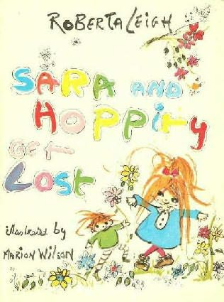 book cover of Sara and Hoppity