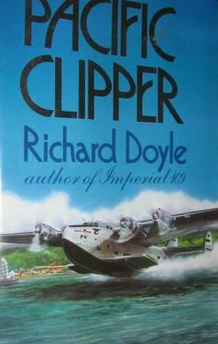 book cover of Pacific Clipper