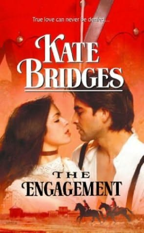 book cover of The Engagement