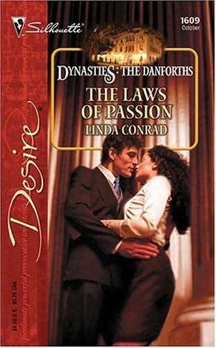 book cover of The Laws of Passion
