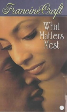 book cover of What Matters Most