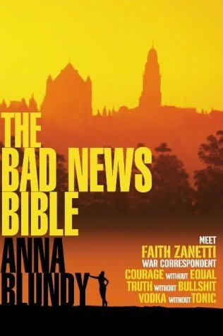 book cover of The Bad News Bible