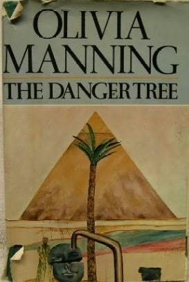 book cover of The Danger Tree