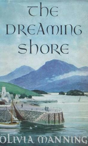 book cover of The Dreaming Shore
