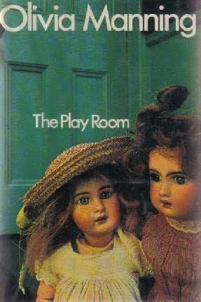 book cover of The Play Room