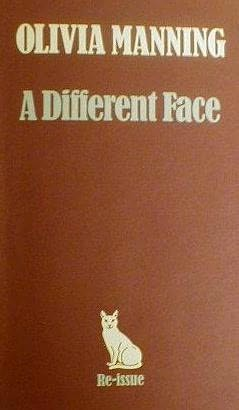 book cover of A Different Face