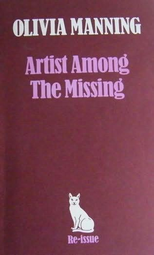 book cover of Artist Among the Missing