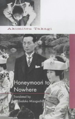 book cover of Honeymoon to Nowhere