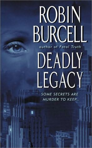 book cover of Deadly Legacy